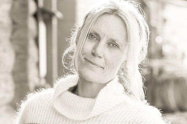 Redaktør Guri Jortveit i Arbeidets Rett
