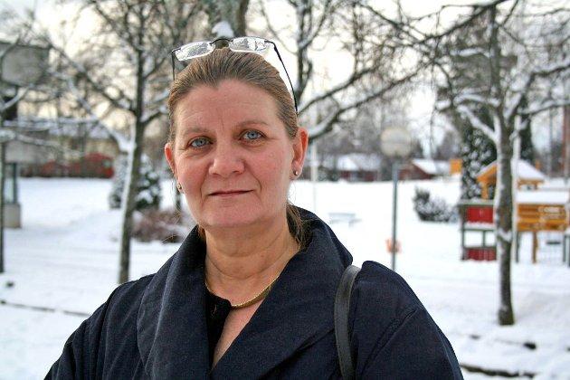 Gro Haug, pensjonist og lokalpolitiker for FrP.