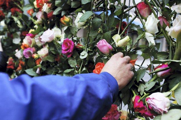 22. juli: Terroren samlet oss – på vakkert og tragisk vis. Foto: Foto: Trond Reidar Teigen / Scanpix