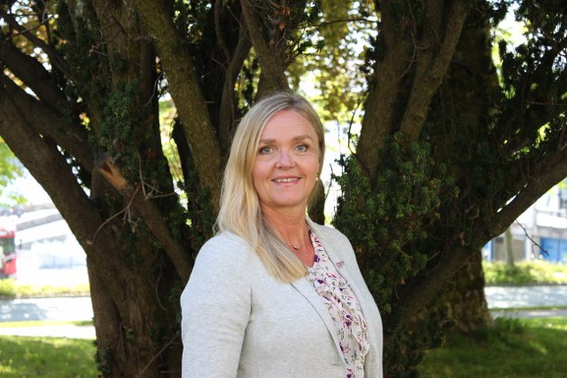 Randi Walderhaug Frisvoll, 2-kandidat KrF stortingsliste.