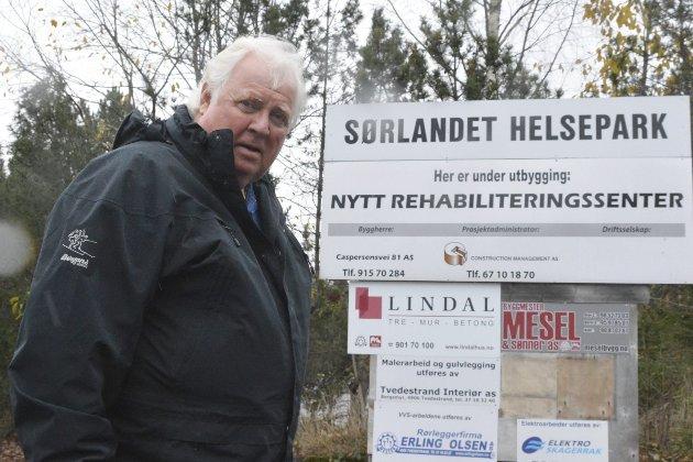 Svarer tilbake: Yngve Tørrestad svarer her Aukland og Leifsons innlegg på motstående side. Aukland og Leifssons tekst ble publisert på AABs nettavis torsdag 10. november.