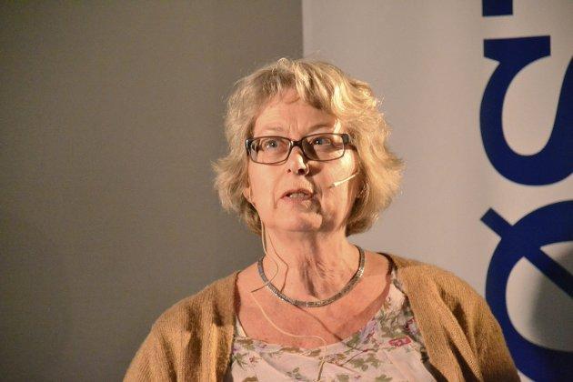 Torhild Gregersen er nestleder i Risør Arbeiderparti. Arkivfoto