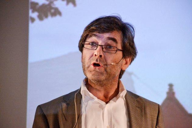 Innleggsforfatter: Helge Værland.Foto: arkiv