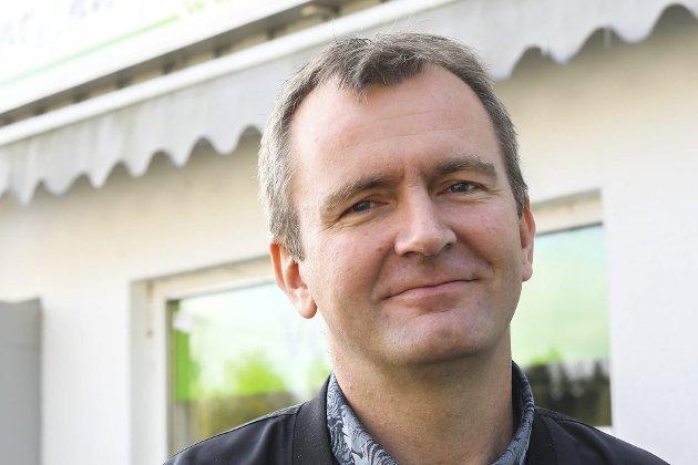 Innleggforfatter Morten Sverre Presthagen. Foto: Arkiv
