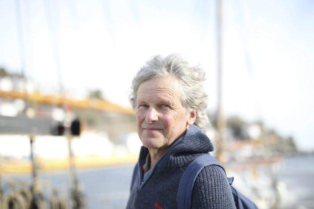 Innleggsforfatter  Knut Henning Thygesen. foto: Stig Sandmo