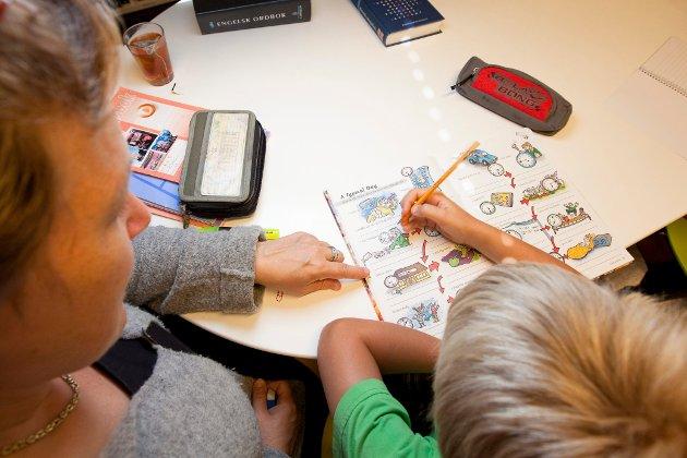 NEI: Bystyret sa sist uke nei til å utrede leksefri skole i Risør, etter forslag fra Rødt.