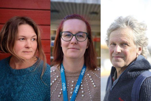 NY SAK: Dette innlegget er skrevet av Frida Fred Dørsdal, Hanne Trine Ellefsen og Knut Henning Thygesen, alle Rødt.