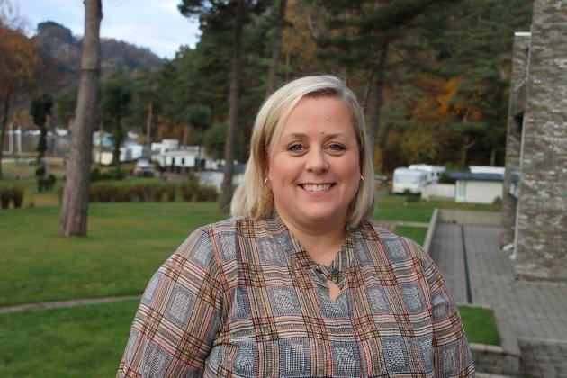 Utbyggingssjef Anne Stine Johnson for Nye Veier