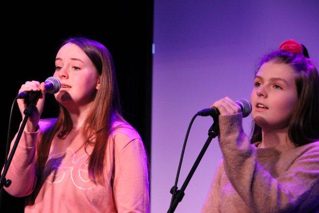 UKM 2020: Felicity Larsen og Vendela Egeland