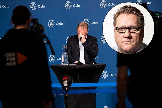 For øyeblikket er situasjonen i Oslo dyster. Om to måneder kan den være en helt annen, skriver Eirik Mosveen.