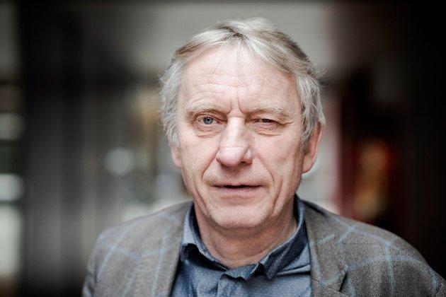 HAGEN HAR OGSÅ RETTSSIKKERHET: Tidligere RB-redaktør Magne Storedal, som nå er ansvarlig redaktør i Avisa Oslo, minner om at Tom Hagen er et menneske som har samme rettssikkerhet som alle andre.