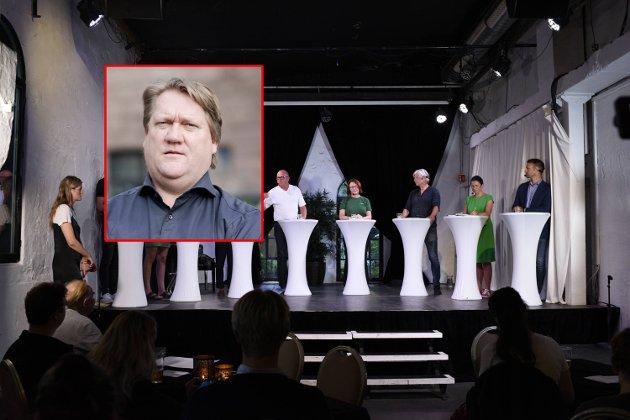 Klimarapporten setter sitt preg på valgkampen, mener politisk redaktør Eirik Mosveen.