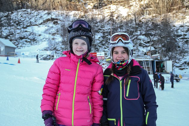 Matre Stordalen skisenter sesongopning ski skitrekk slalom