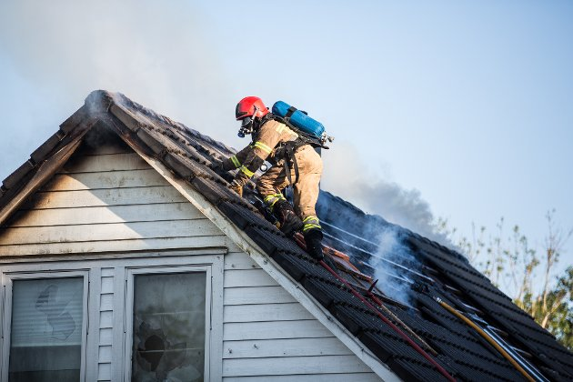 Brann Lindås og Meland brann og redning Meland
