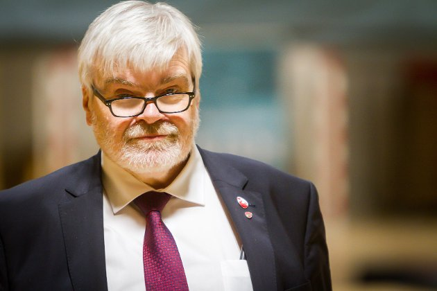 Leif Sande, stortingskandidat frå Arbeidarpartiet.