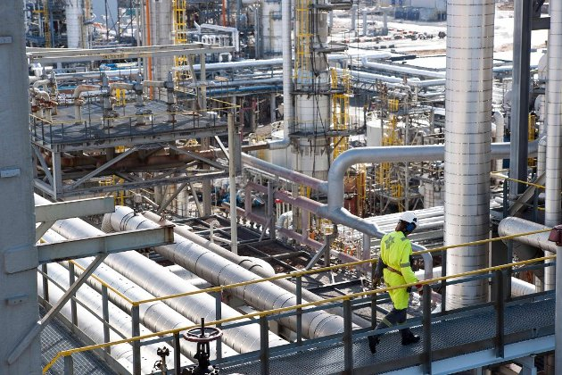 Rundt 1000 personar har arbeid knytt til Statoil Mongstad.
