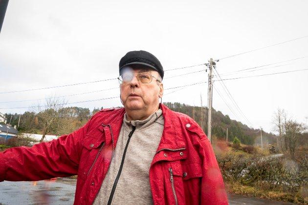 Ture Andersen står på lista til nye FNB Alver og vil no vise at partiet har meiningar om meir enn bompengar. Regionmuseum i Nordhordland er ei av dei andre sakene partiet vil kjempe for. Denne saka har Andersen vore oppteken av lenge.