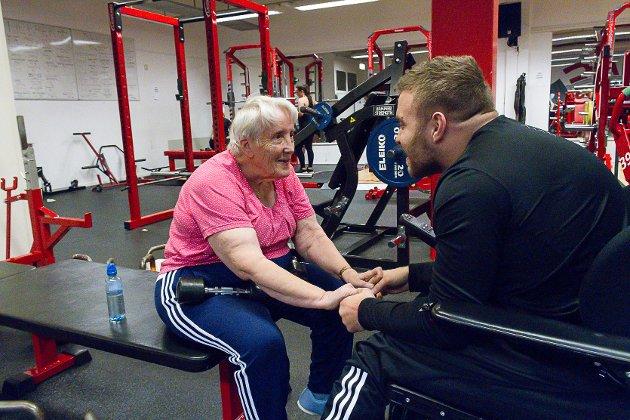 Frode Fyllingsnes Gunnhild Sagstad Max Fitness Frekhaug trening