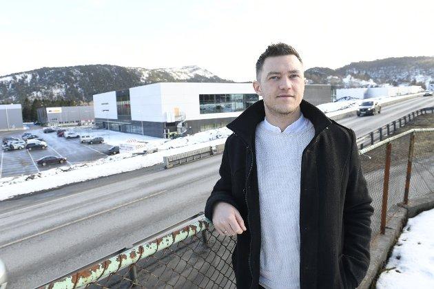 Per-Arne Larsen i Bergen Vensre vil straffe Nordhordland for «motarbeiding» i bompenge-saka ved å prioritere E16 Vågsbotn-Arna framfor E39 Vågsbotn - Klauvaneset i arbeidet med Ringveg Aust i Bergen.