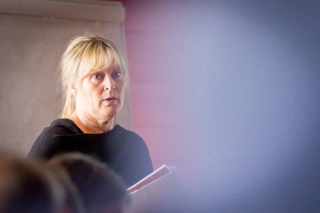Leni Dale er kommunalsjef for Helse og omsorg i Alver kommune.
