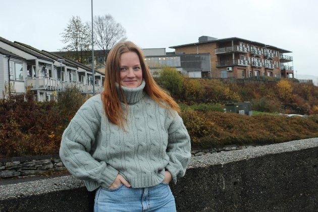 For journalist Synne Grimen Hammervoll blir det vanskelegare å få bustadlån om Finanstilsynet sitt forslag blir vedtatt.