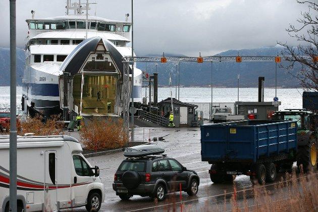 Kysten: De fleste i Nordland bor ved kysten og det blir umulig å utvikle landsdelen vår videre uten at sjøveien blir utviklet og utbedret som annen infrastruktur. Illustrasjonsfoto.