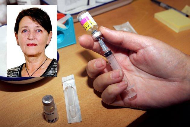 Andelen barn som vaksineres går ned. Meslinger er igjen blitt et problem i Europa.