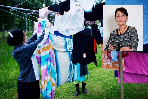 Sosial dumping ved skittentøykurven: I mange tilfeller utnyttes au pairer grovt.