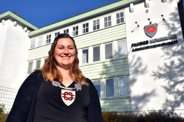 Senterpartiets Marlen Rendall Berg blir ny ordfører på Fauske, som en av 6-7 av 11 ordførere i vår region som nå blir kvinner.