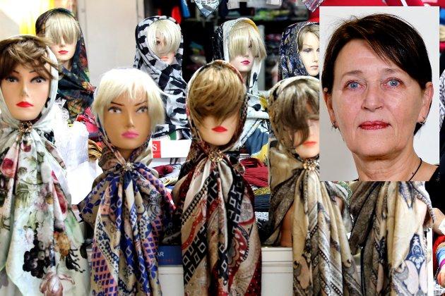 I forbindelse med Internasjonal uke inviteres damer i Bodø til å prøve hijab. Hvorfor i all verden skal vi det?