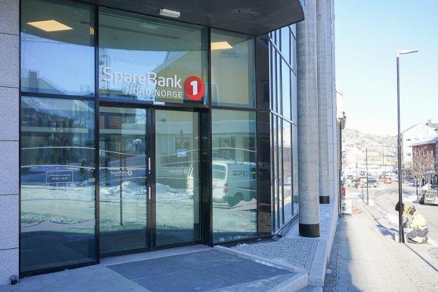 Mandag 11. mars var første dag for alle de ansatte i Sparebank 1 Nord-Norge i Bodø 360.