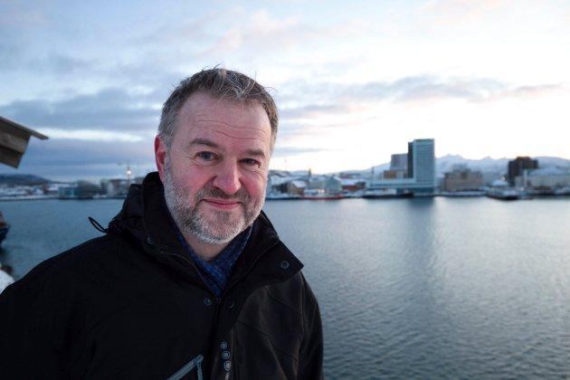 Lars Vestnes i Høyre.