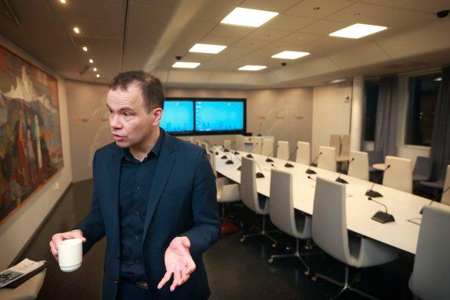 Tomas Norvoll, fylkesrådsleder Nordland.