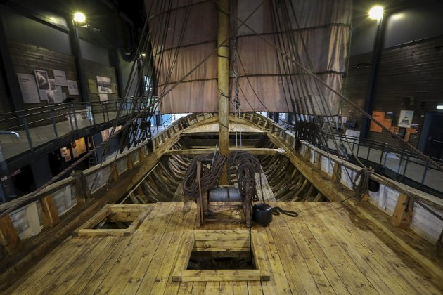 «Anna Karoline» kan framstå som et av vårt lands viktigste maritime kulturminner.