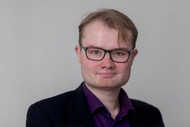 Jørgen T. Fjørtoft er leder av Europabevegelsen i Nordland