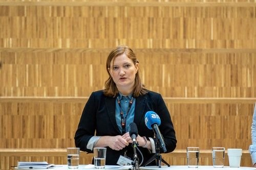 Ordfører Ida Pinnerød (AP)