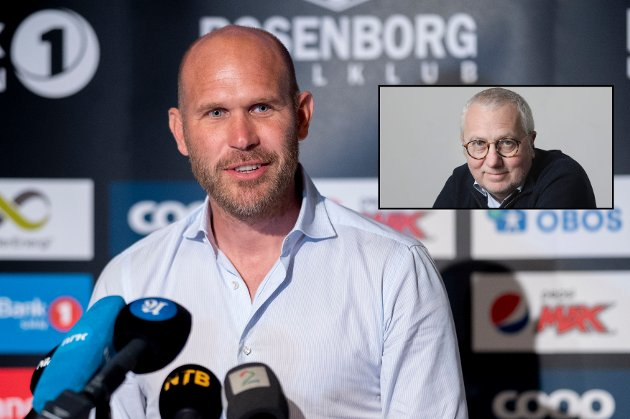Mikael Dorsin er sportsjef i RBK, og hevder at speidere mener det er noe annet å prestere i Rosenborg enn det er i Bodø/Glimt.