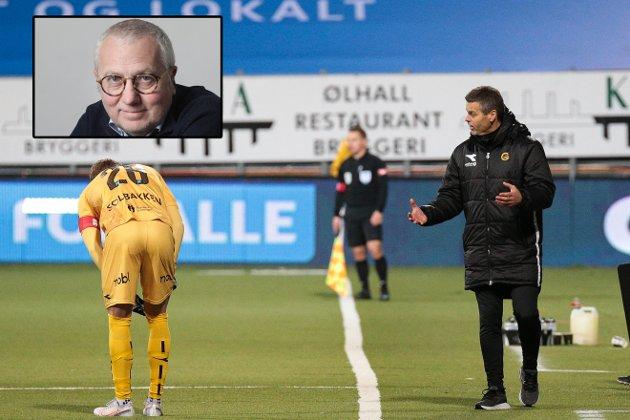 Typer som Kjetil Knutsen og Ola Solbakken er med på å gjøre Bodø/Glimt til en veldig populær klubb. Den populariteten er imidlertid lettere å bryte ned enn å bygge opp.