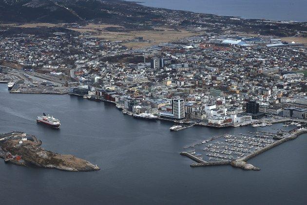 IT-byen: Bodø er IT-byen i Nord-Norge, næringen er svært lønnsom og sysselsetter over 1.000 årsverk i vår region.