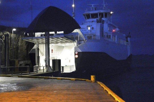 Feil system: Kanskje skal vi som brukere av tilbudet rette vår irritasjon mot et system som setter kapteinen på båten i en alvorlig skvis? Arkivfoto