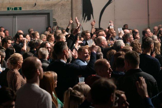 Blåfrost er et av flere arrangementer som kommer til å trekke folk til indre Salten i helga.