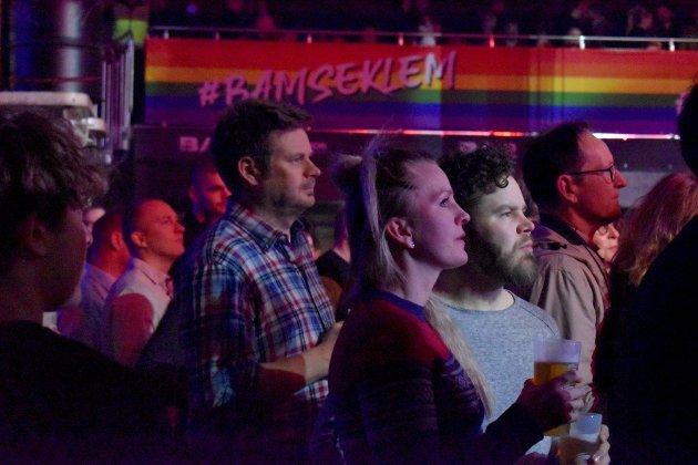Publikum under Red Rum Club (UK)