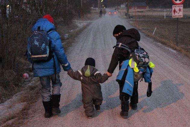 Snart er de fleste barn tilbake på skolen.