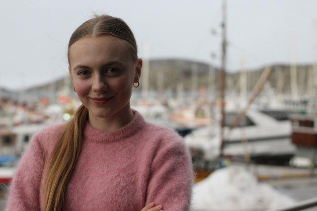 Embla Sofie K. Sørensen, fylkesleder, AUF i Nordland
