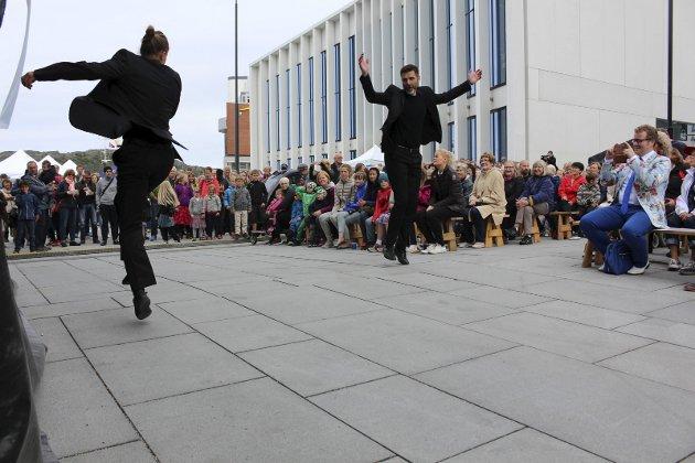 Musikkfestuka: Lørdag åpner Nordland Musikkfestuke, og i denne kronikken gir dens styreleder Tom Remlov sin vurdering av Bodø som Europeisk kulturhovedstad i 2024. Arkivfoto