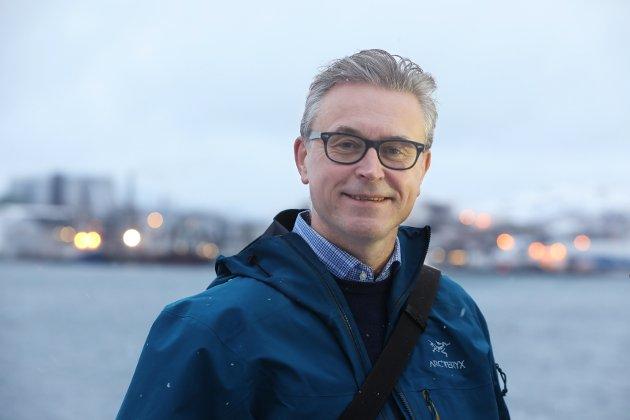Nord-Norge: Fiskeriminister Odd Emil Ingebrigtsen mener Sps gambling med EØS-avtalen kan bli katastrofal for Nord-Norge, som har et særdeles eksportrettet næringsliv. Arkivfoto