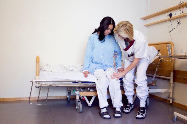 - Løsningen som er presentert er bort imot samme løsningen som vi har i dag bortsett fra at den gir et dårligere tilbud til pasientene tilhørende Grane, Hattfjelldal og Vefsn, skriver Lasse Olsen i MDG Vefsn. Bildet er et illustrasjonsfoto.