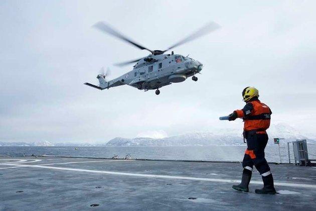 Norge har ventet på sin versjon av helikopteret NH 90 i 18 år. Vi har mottatt noen få av de bestilte eksemplarene, men de er såkalt IOC, initiell operativ kapasitet. Altså at de i realiteten bare er prototyper som ikke kan brukes operativt uten store modifikasjoner.