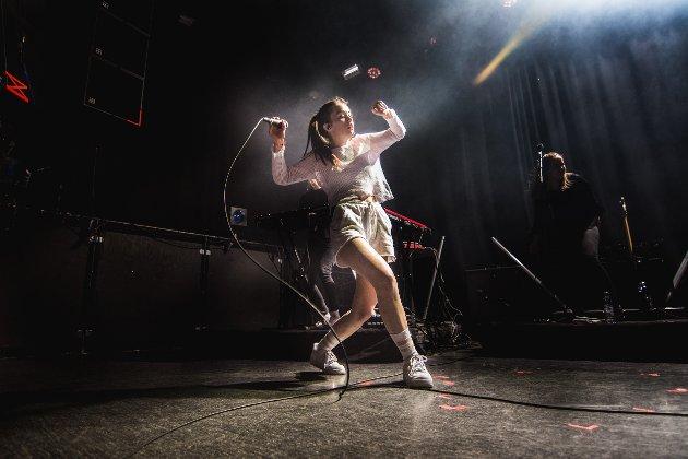 Sigrid leverte en kruttsterk konsert på dag én av Bylarm torsdag kveld.