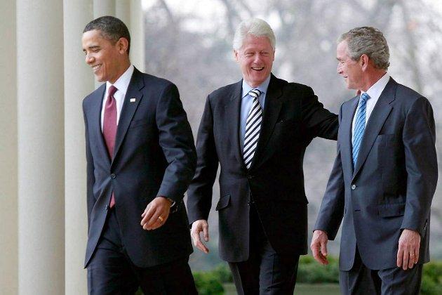 Amerikanske presidenter som Barack Obama, Bill Clinton og George W. Bush blir kikket i kortene i dokumentarfilmen, «All Goverments Lie» - som tar for seg den frie og uavhengige pressens vilkår i USA.